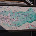 しらまの里 観光マップ