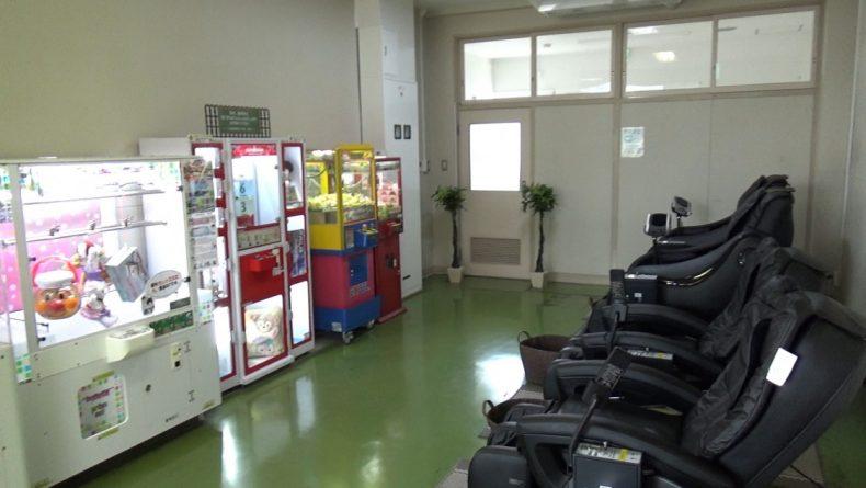 保田小学校 リラクゼーションルーム内部