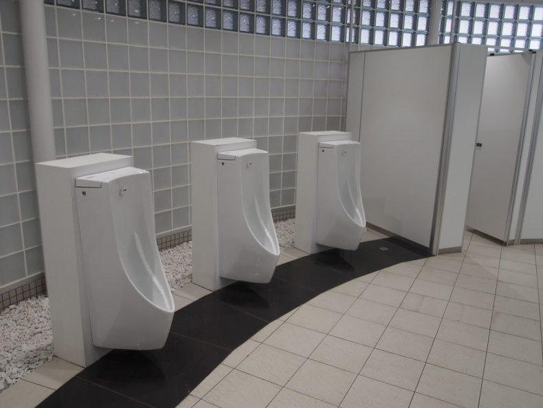 木更津 うまくたの里男子トイレ