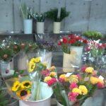 富楽里とみやま 花販売
